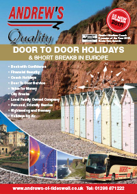 Download the Andrews Coaches Brochure